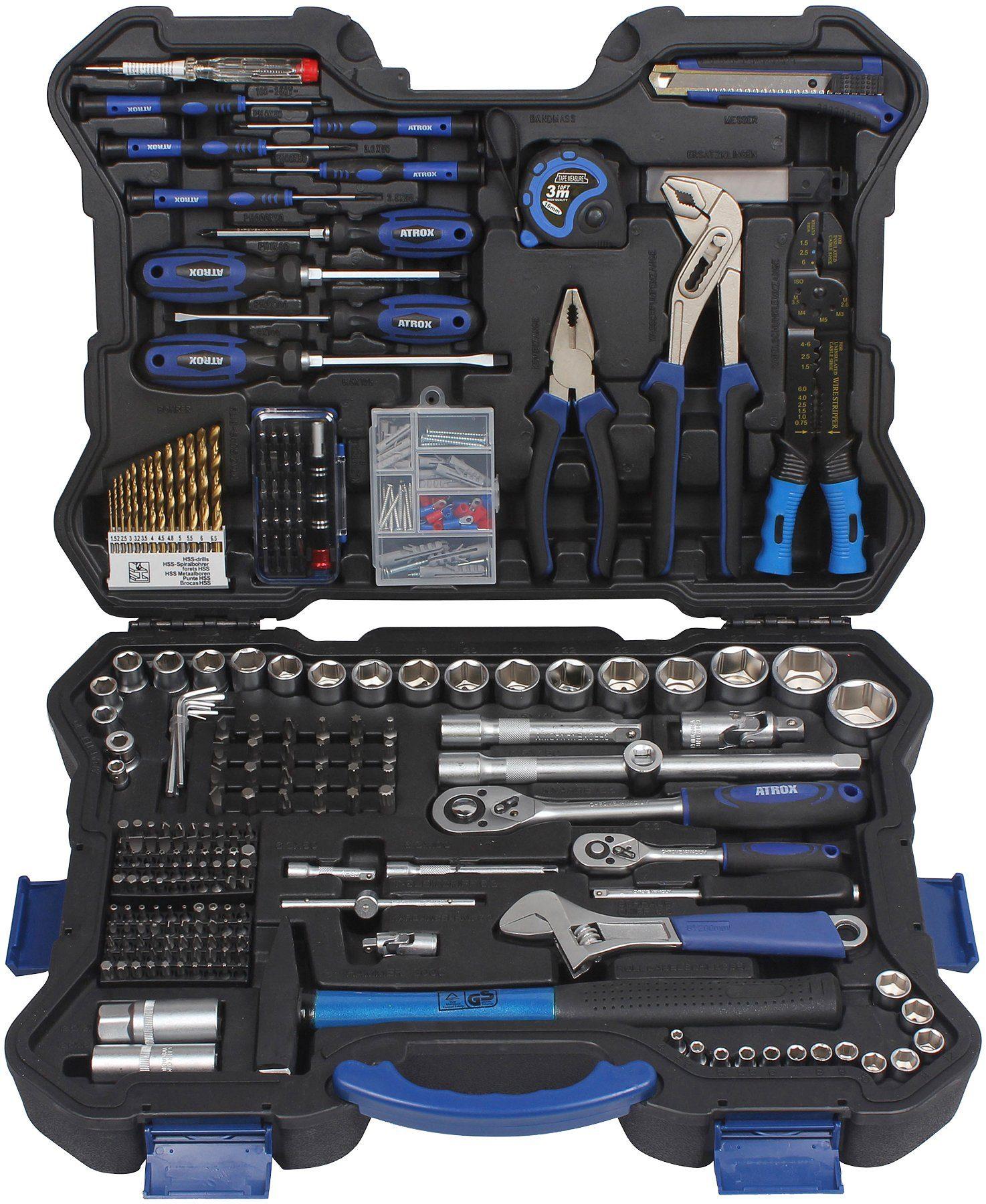 Werkzeugkoffer »303-tlg.«