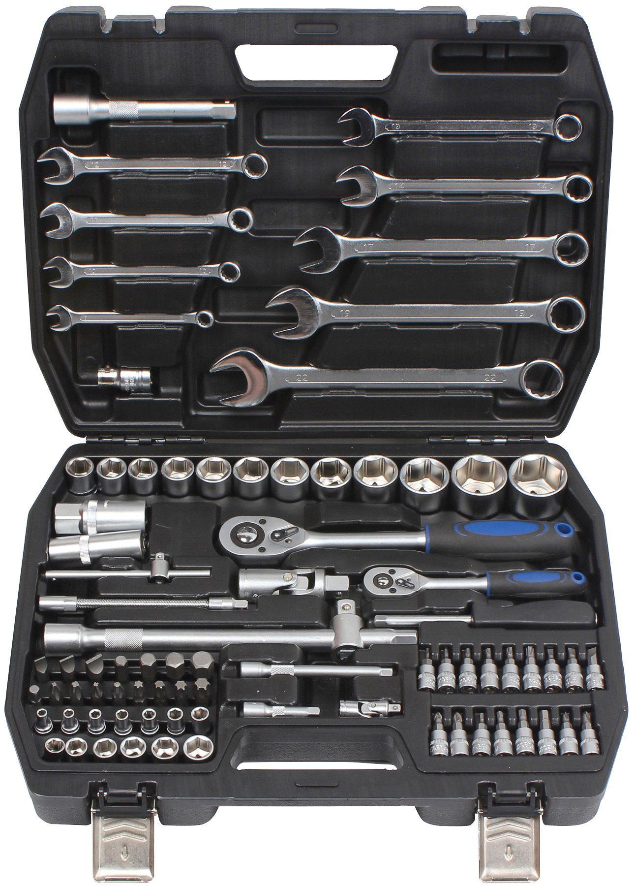 ATROX Werkzeugkoffer »82-tlg.«