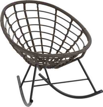 Home affaire Rattan-Schaukelstuhl