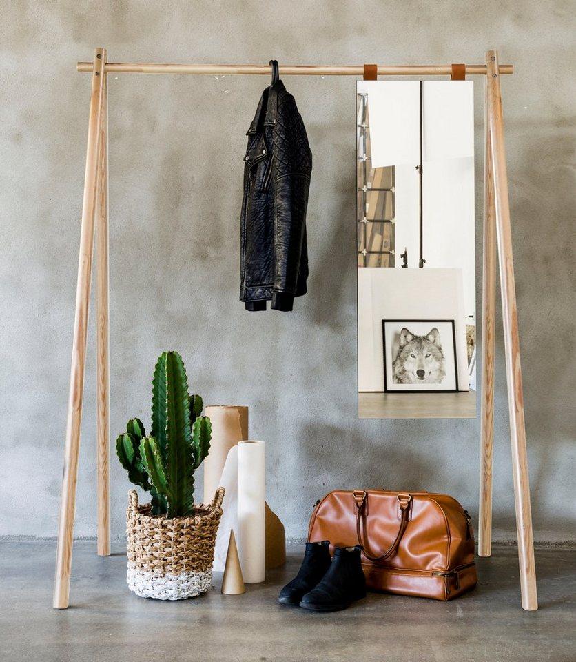 karup kleiderst nder hongi mit spiegel kaufen otto. Black Bedroom Furniture Sets. Home Design Ideas