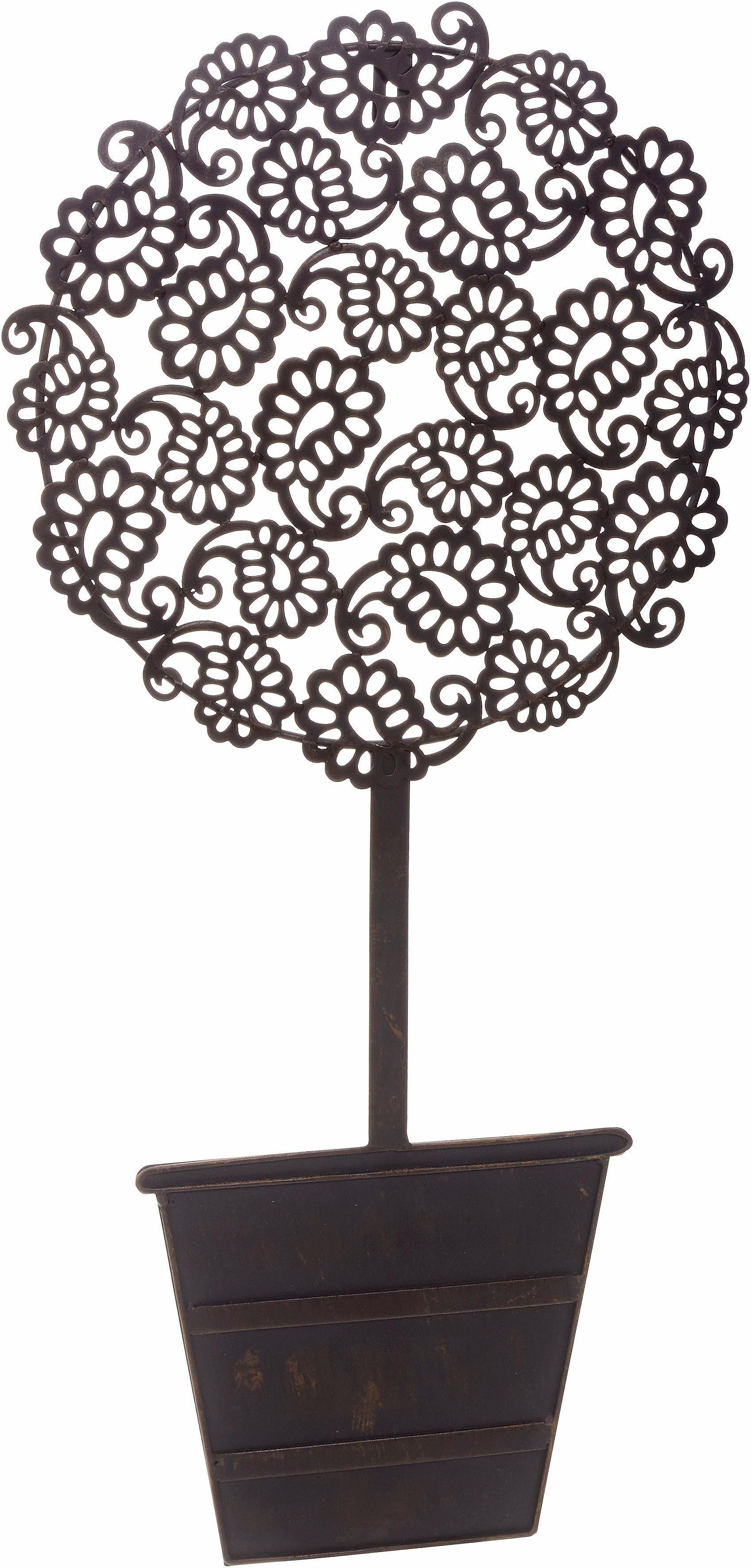 Home affaire Wanddeko »Baum« aus Eisen
