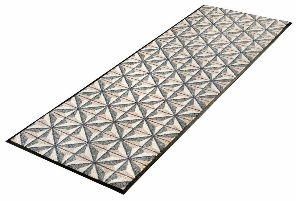 l ufer kubus wash dry by kleen tex rechteckig h he 7 mm online kaufen otto. Black Bedroom Furniture Sets. Home Design Ideas