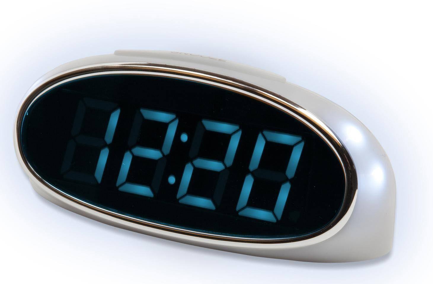 Balance Time LED-Wecker, »93325-50«