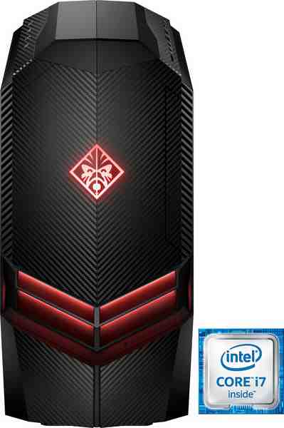 OMEN by HP 880-059ng Gaming PC, Intel®Core™i7, 16384 MB DDR4, NVIDIA Geforce GTX 1080