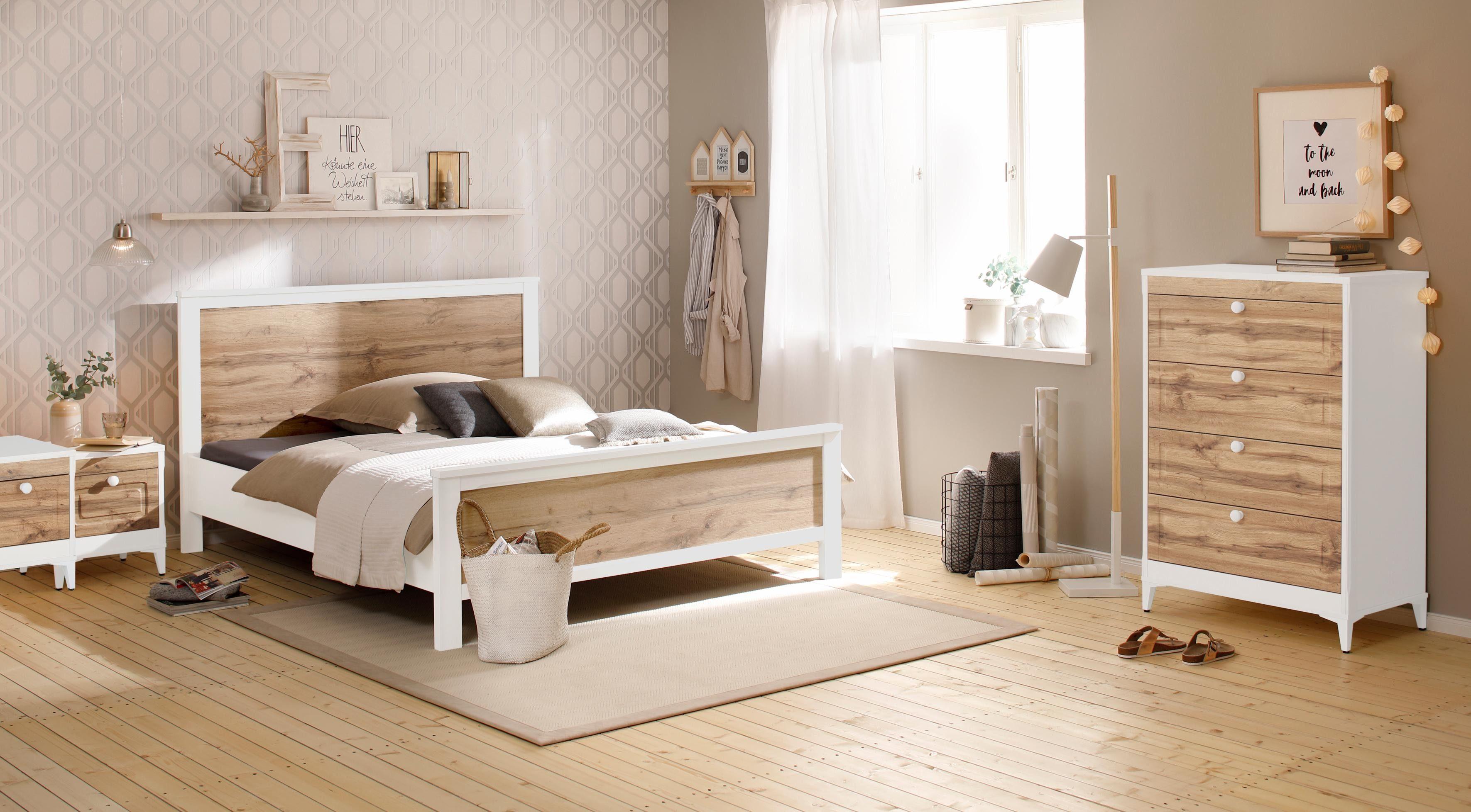 Home affaire Nachttisch »Kjell«, Breite 43 cm