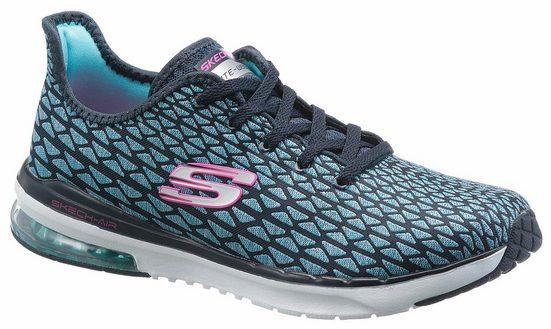 Skechers Skech-Air Infinity Free Fallin Sneaker, mit Air-Cooled Memory Foam