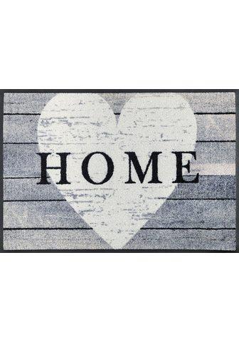WASH+DRY BY KLEEN-TEX Durų kilimėlis »Heart at Home« wash+dr...