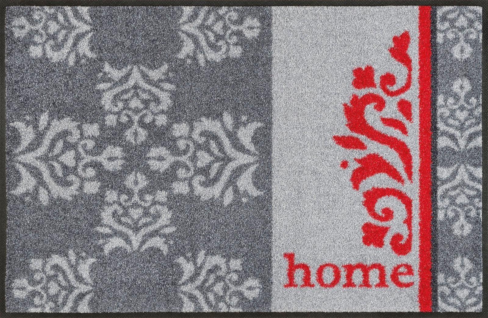 Fußmatte »Home Classics«, wash+dry by Kleen-Tex, rechteckig, Höhe 7 mm