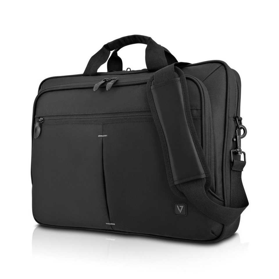 v7 taschen 39 6cm 15 6 zoll urban traveler laptop. Black Bedroom Furniture Sets. Home Design Ideas