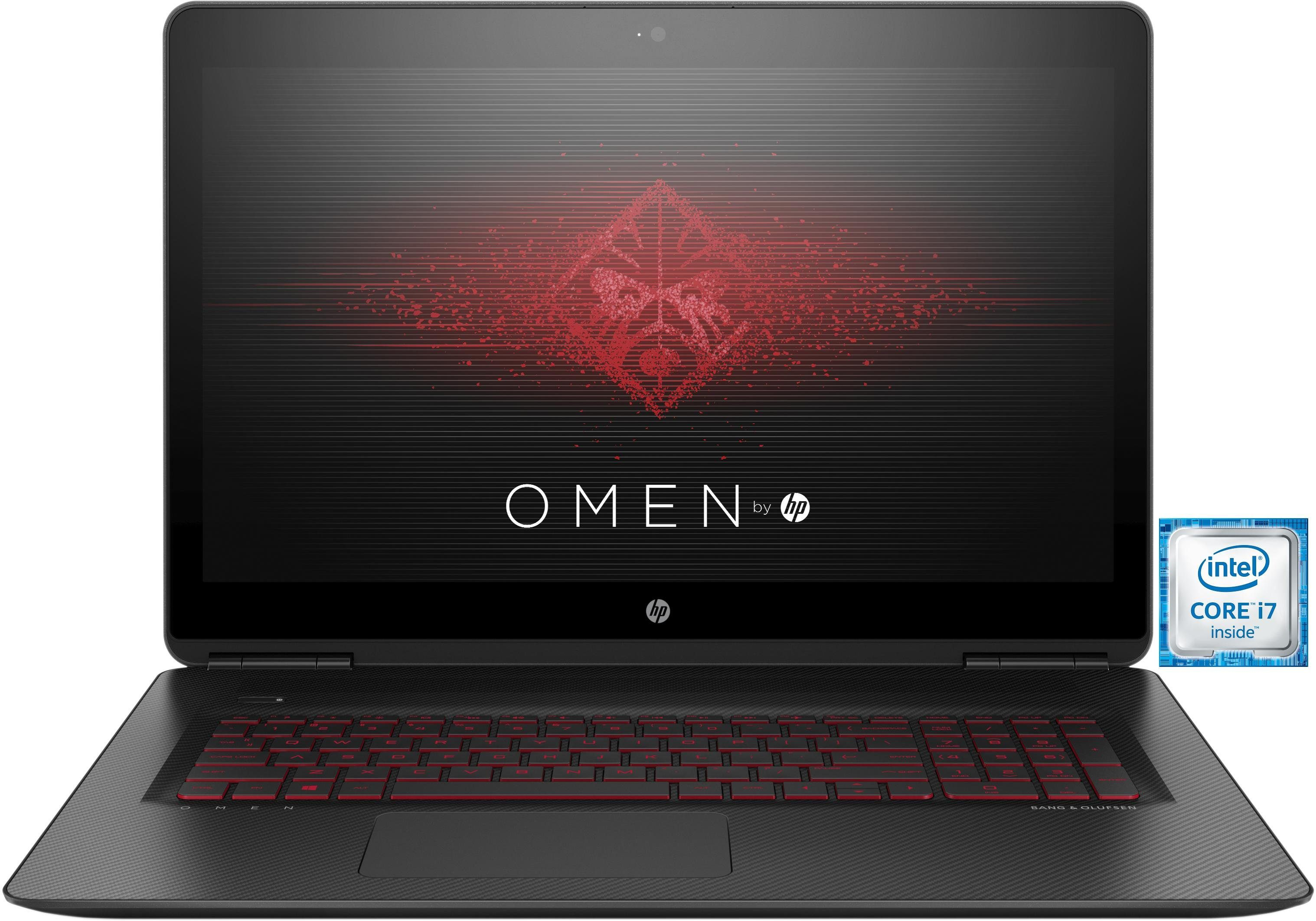 OMEN by HP 15-ax207ng Notebook, Intel® Core™ i7, 39,6 cm (15,6 Zoll), 1128 GB Speicher