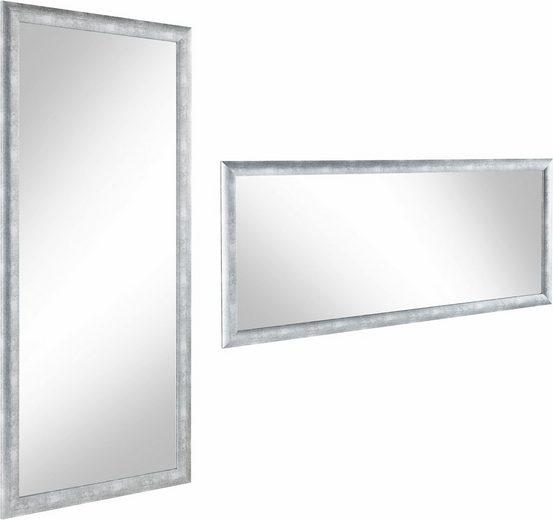 Home affaire gerahmter spiegel diana 80 180 cm otto - Otto wandspiegel ...