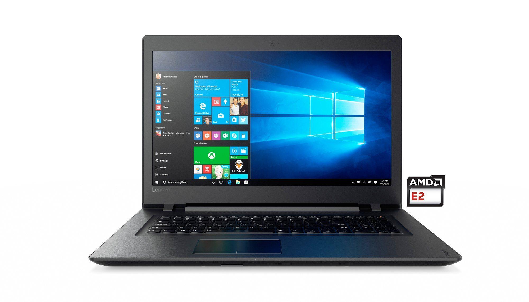 Lenovo Notebook »Ideapad 110-17ACL E2-7110 80UM0060GE«
