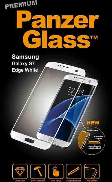 Panzerglass Folie »PanzerGlass PREMIUM Samsung S7 Edge«