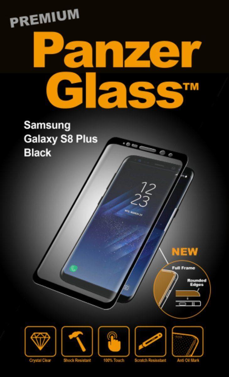 Panzerglass Folie »PanzerGlass PREMIUM f. Samsung Galaxy S8 Plus«