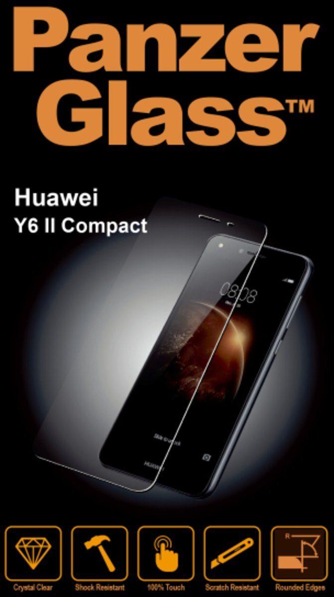 Panzerglass Folie »Panzer Glass für Huawei Y6 II Compact«
