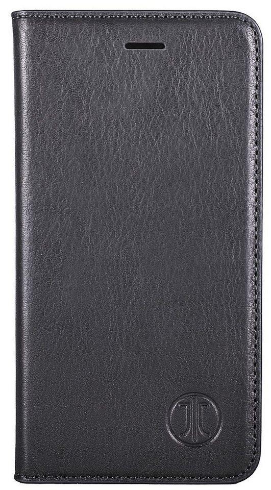 jt berlin handytasche leatherbook tegel f r apple iphone 7 8 plus online kaufen otto. Black Bedroom Furniture Sets. Home Design Ideas