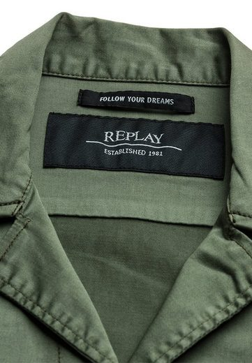 Replay Outdoorjacke MIT TUNNELZUG