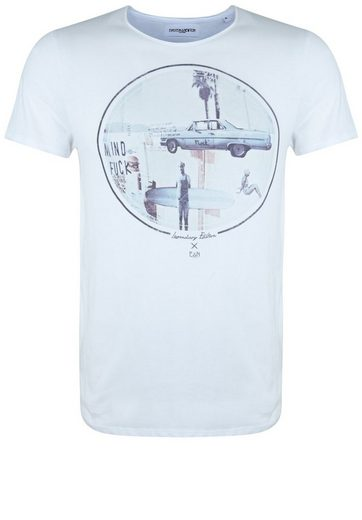 Einstein&newton T-shirt Car, Fairtrade
