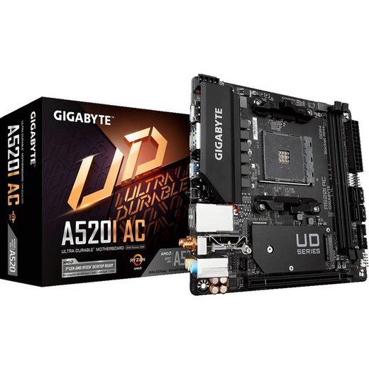 Gigabyte »A520I AC« Mainboard RGB Fusion
