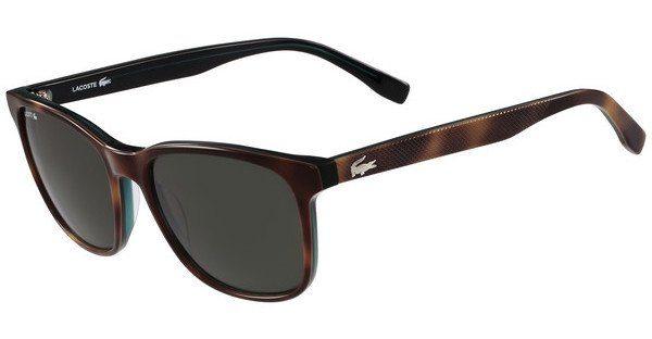 Lacoste Sonnenbrille » L833S«, schwarz, 001 - schwarz