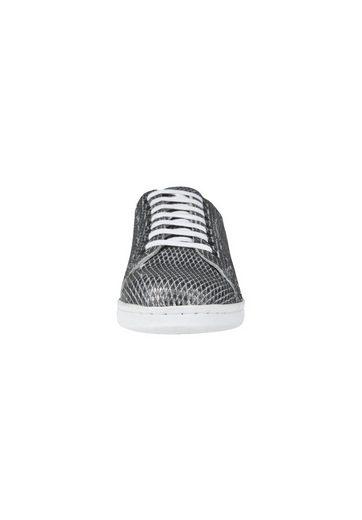 Maruti NENA SMALL DIAMOND Sneaker, Strukturiertes Leder mit Rautenmuster