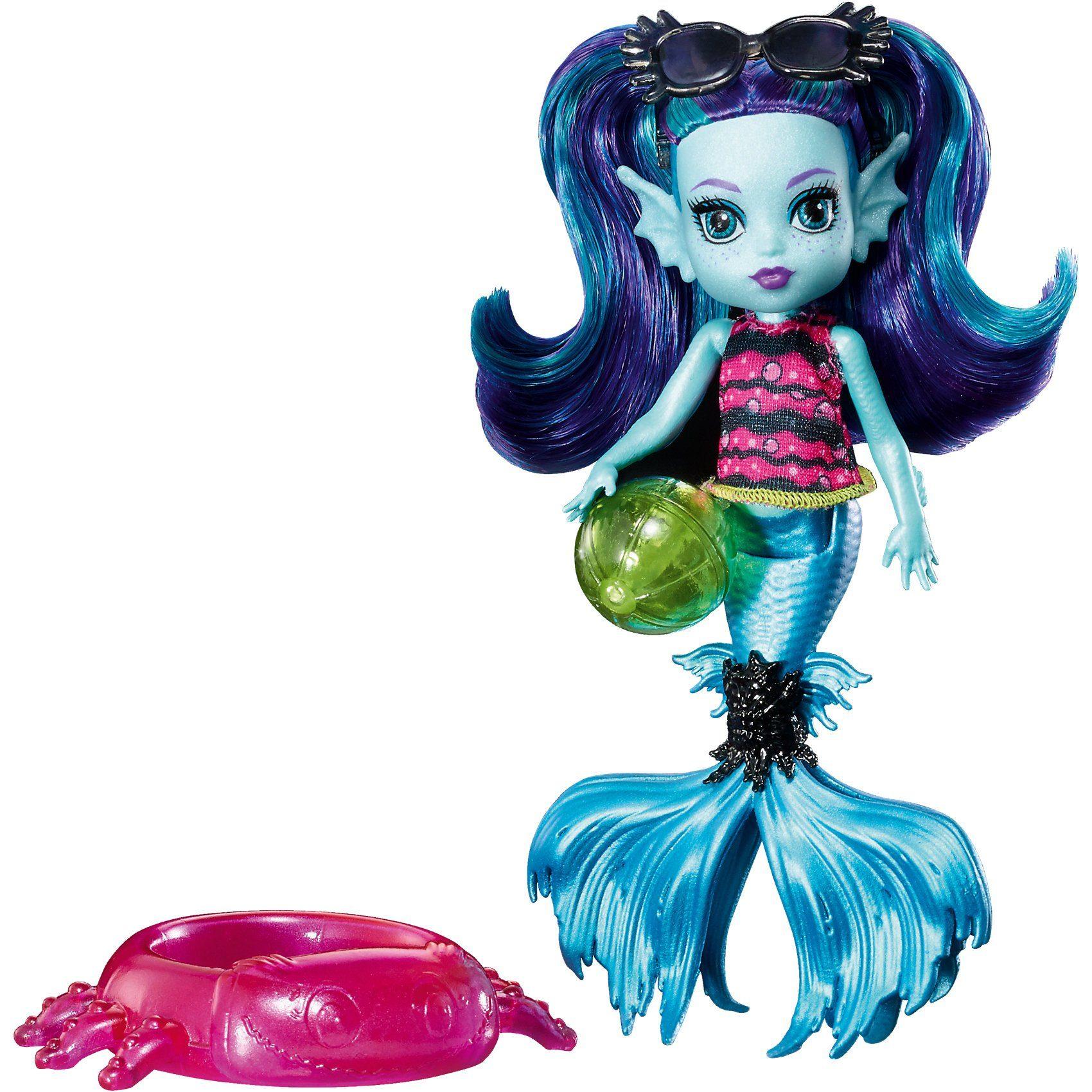 Mattel® Monster High Monster Family Strandspaß! Lagoonas Schwester E