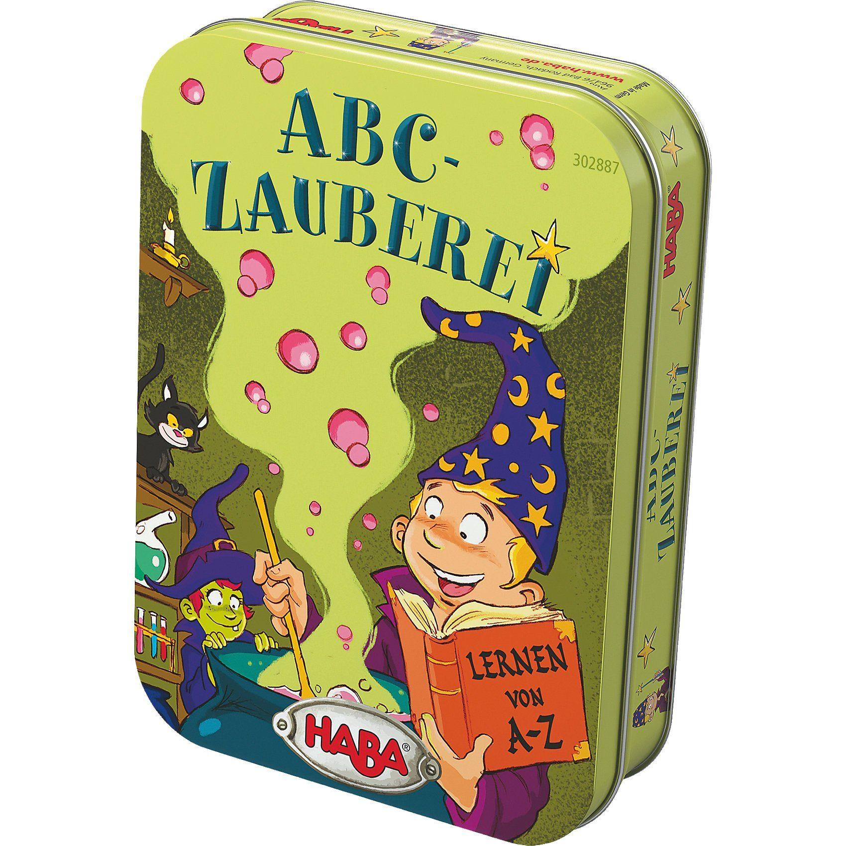 Haba Dosenspiel - ABC-Zauberei