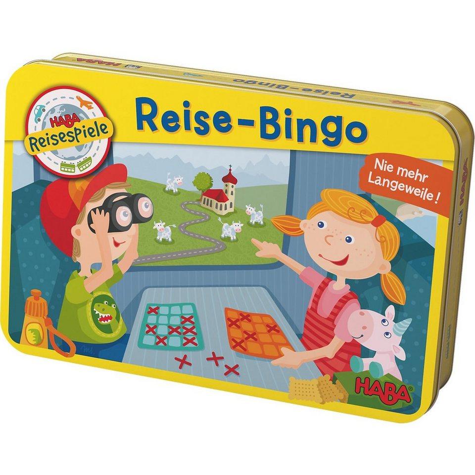 Haba Dosenspiel - Reise-Bingo online kaufen
