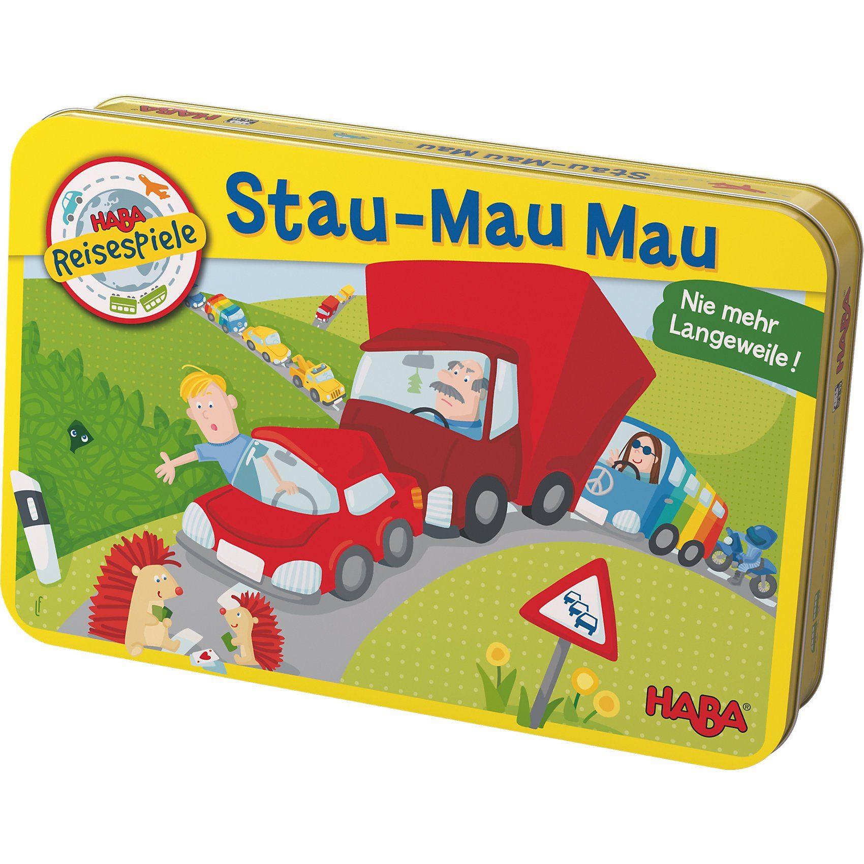 Haba Dosenspiel - Stau-Mau Mau