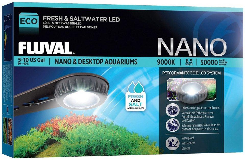 fluval aquarium led beleuchtung nano led kaufen otto. Black Bedroom Furniture Sets. Home Design Ideas
