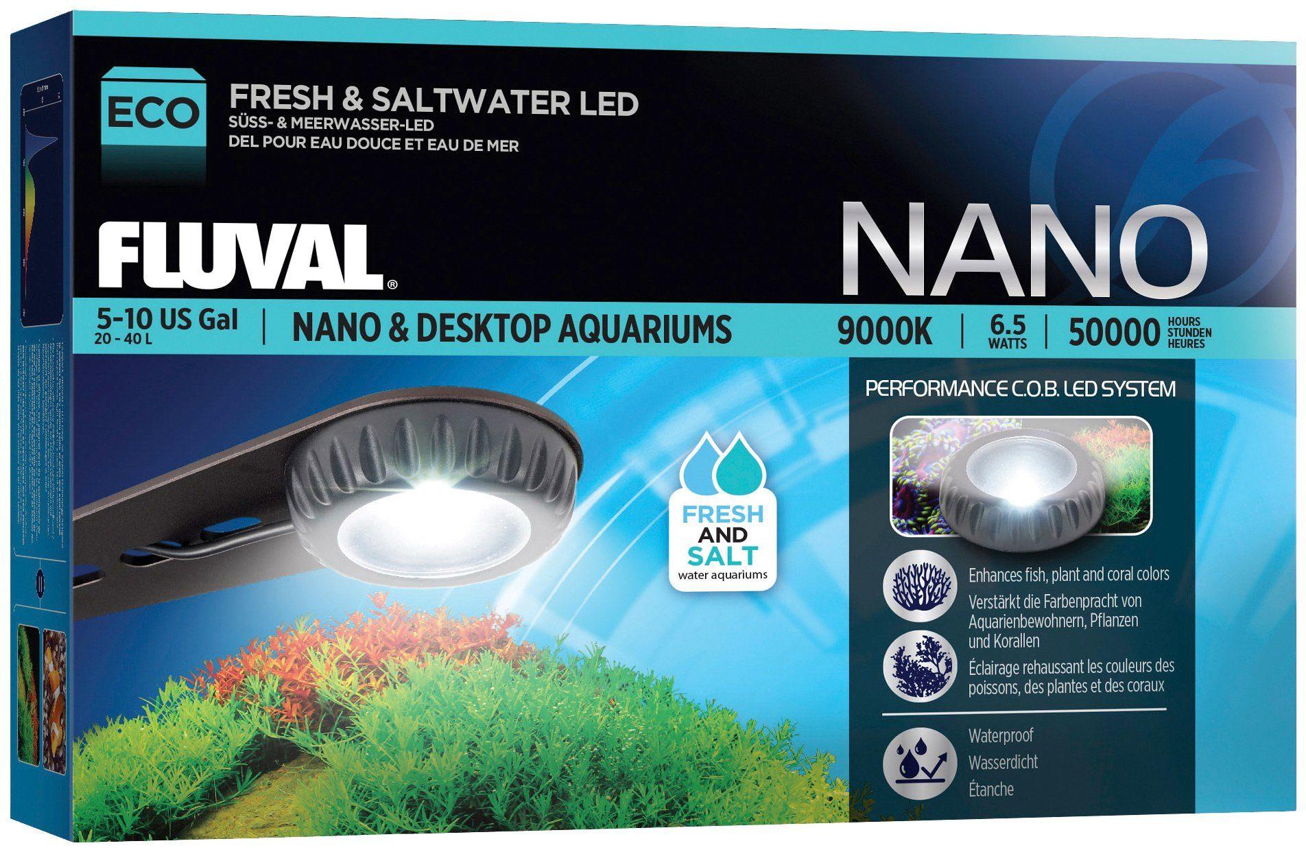 Fluval Aquarium LED-Beleuchtung »Nano LED«