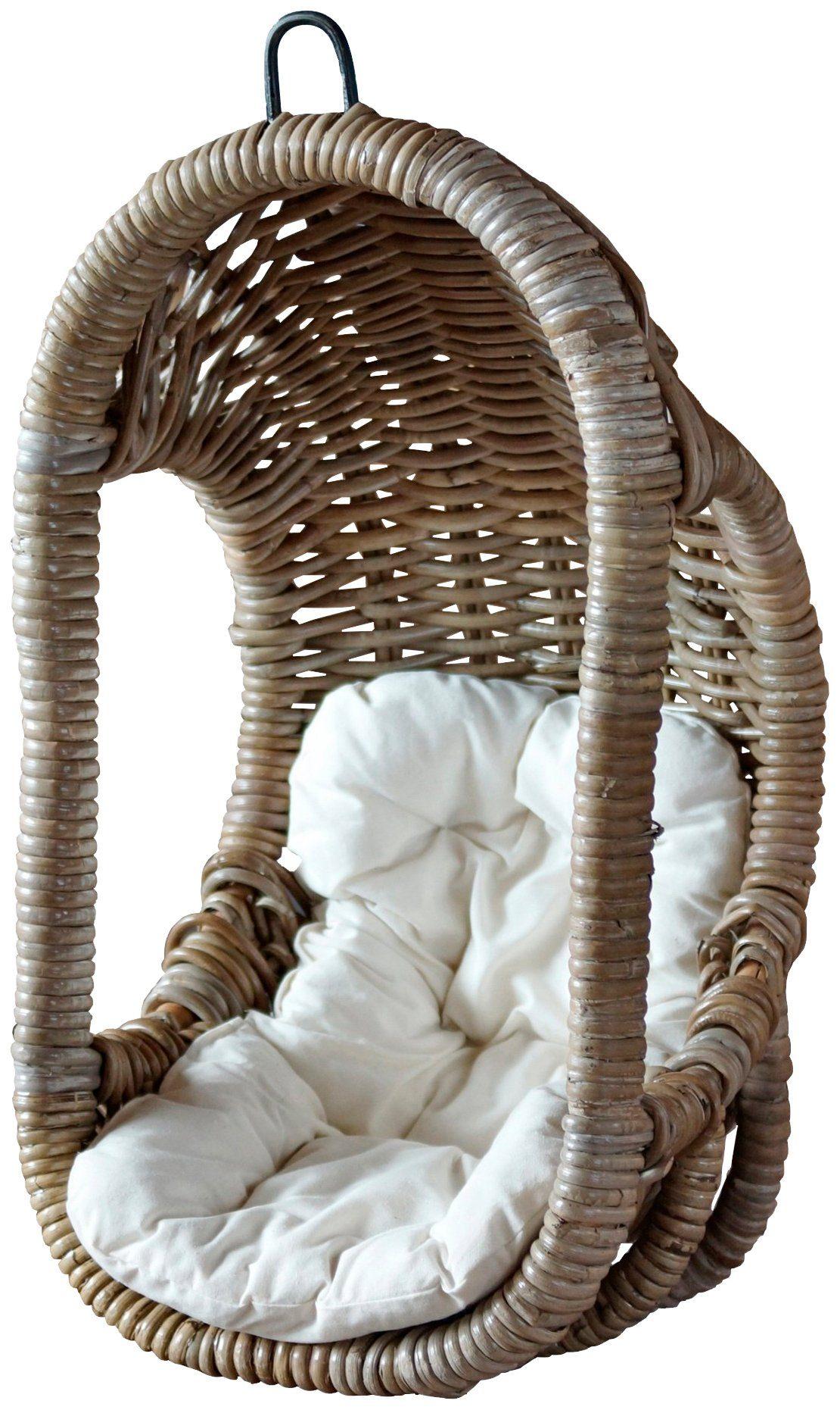 SILVIO DESIGN Katzenhöhle »Lilly«, zum Hängen, B/L/H: 35/31/60 cm, natur