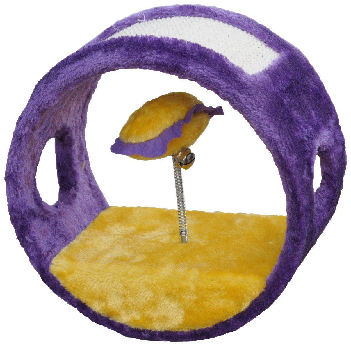 SILVIO DESIGN Katzenspielzeug »Spielrad«