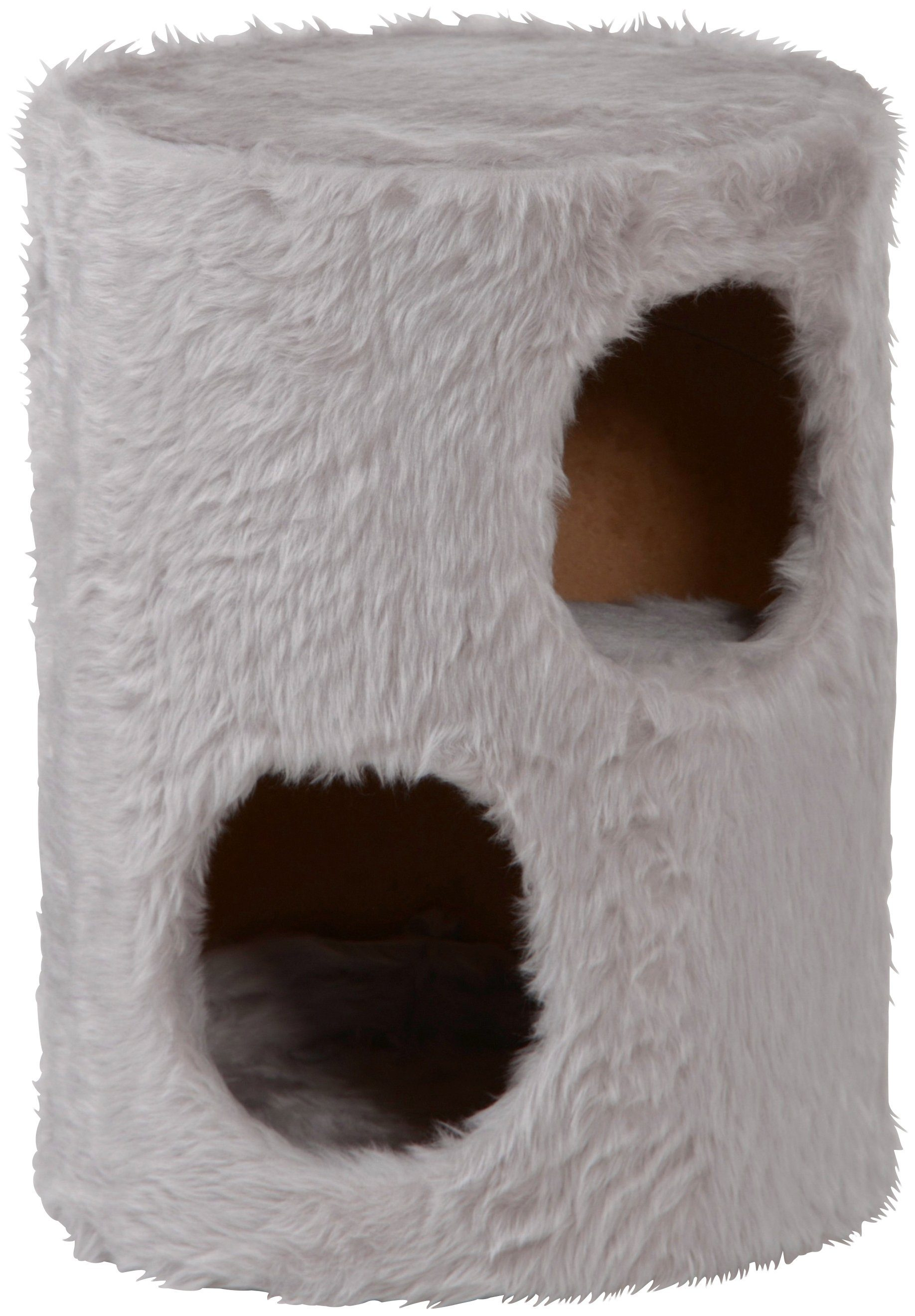 SILVIO DESIGN Katzenhöhle »Classic«, B/L/H: 32/32/44 cm, grau