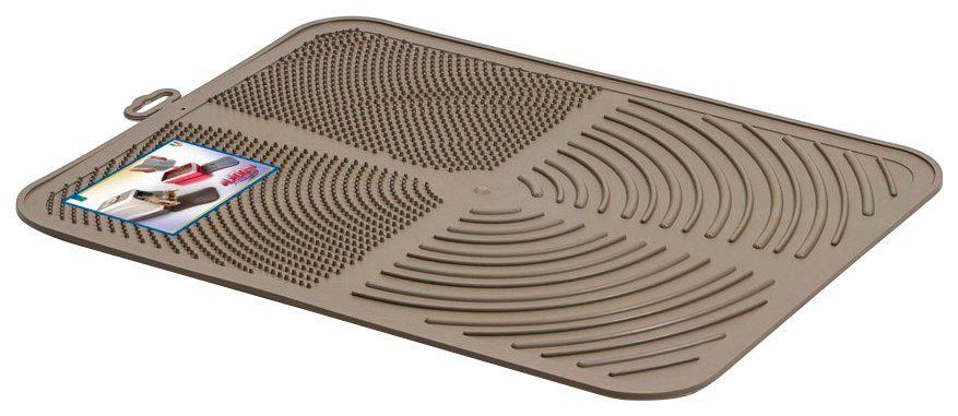 ROHRSCHNEIDER Bodenschutzmatte »Alladin«, für Katzentoiletten, BxL: 32x42 cm