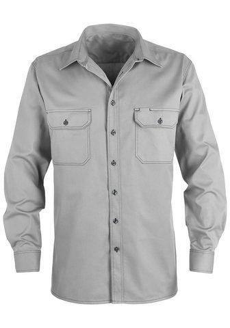 KÜBLER рубашка »Hemd длинны...