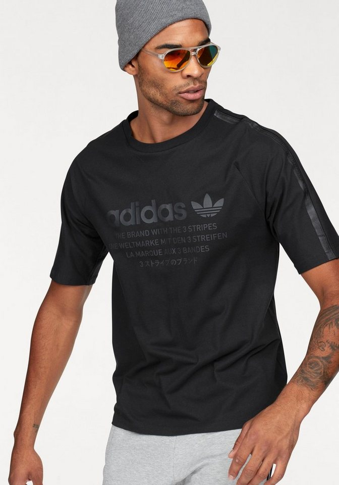 adidas Originals T-Shirt »NMD TEE« Aus der NMD Serie online kaufen ... 5cd5d1fb6c