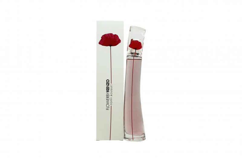 KENZO Eau de Parfum »Kenzo Flower by Kenzo Poppy Bouquet Eau de Parfum 50 ml Spray«