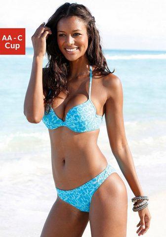 VENICE BEACH Push-Up-Bikini-Top »Karibik«