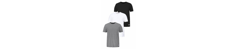 adidas Originals T-Shirt 3PCK TEES Niedrige Versandgebühr Online J34CdC9