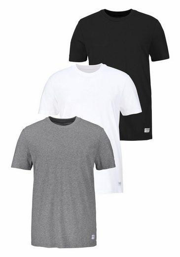 adidas Originals T-Shirt »3 PACK TEES« (Spar-Set, 3-tlg., 3er-Pack)