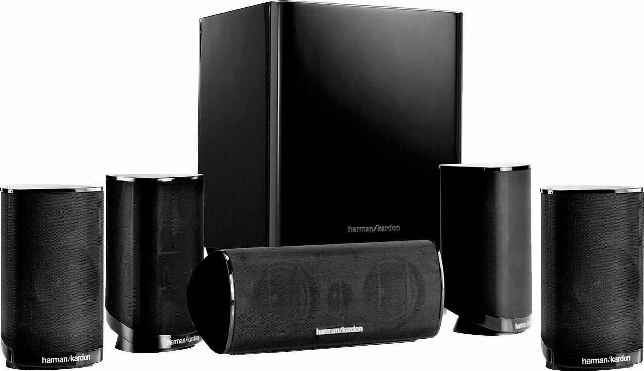 Harman/Kardon HD COM 1619S 5.1 Heimkinosystem (Bluetooth, Hi-Res Audio)