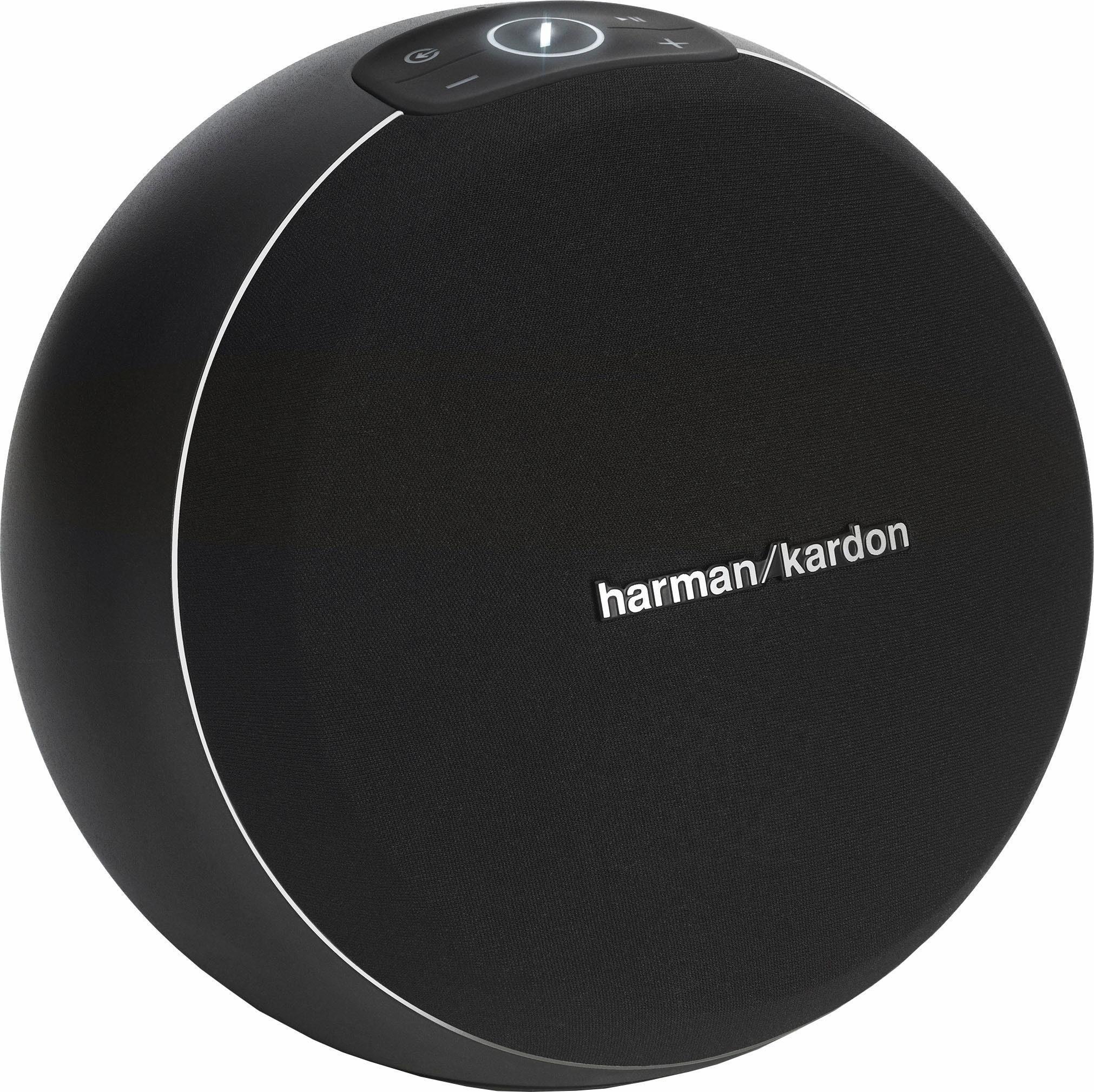 Harman/Kardon Omni 10+ Portable-Lautsprecher (50 W, Multiroom, WiFi, Spotify)