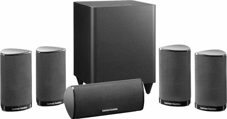 harman kardon harman kardon hdcom1515s 5 1 heimkinosystem. Black Bedroom Furniture Sets. Home Design Ideas