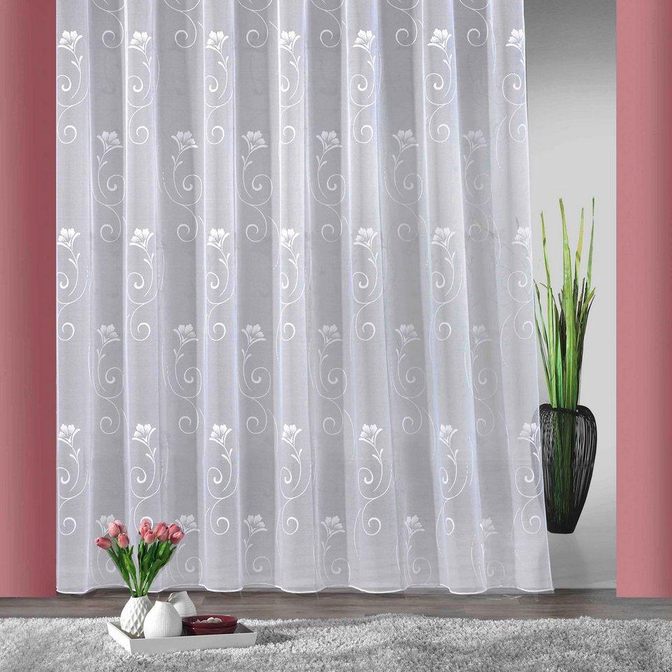 gardine nach ma lilly weckbrodt gardinen smokband 1 st ck online kaufen otto. Black Bedroom Furniture Sets. Home Design Ideas
