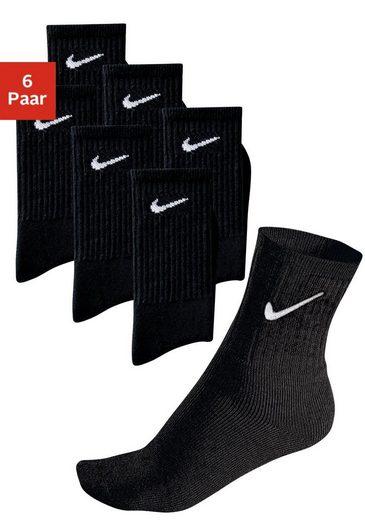 Nike Sportsocken mit Fußfrottee