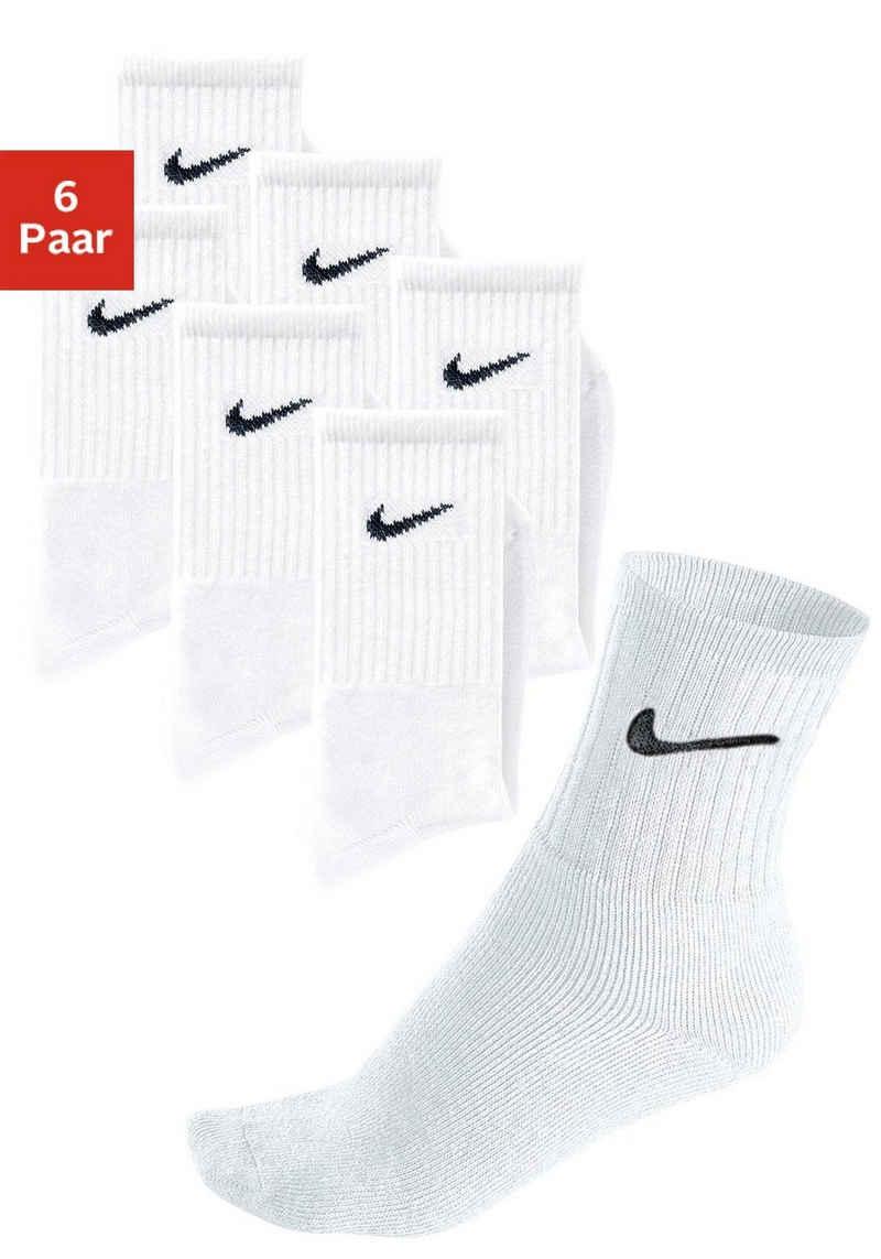 Nike Sportsocken (6-Paar) mit Fußfrottee