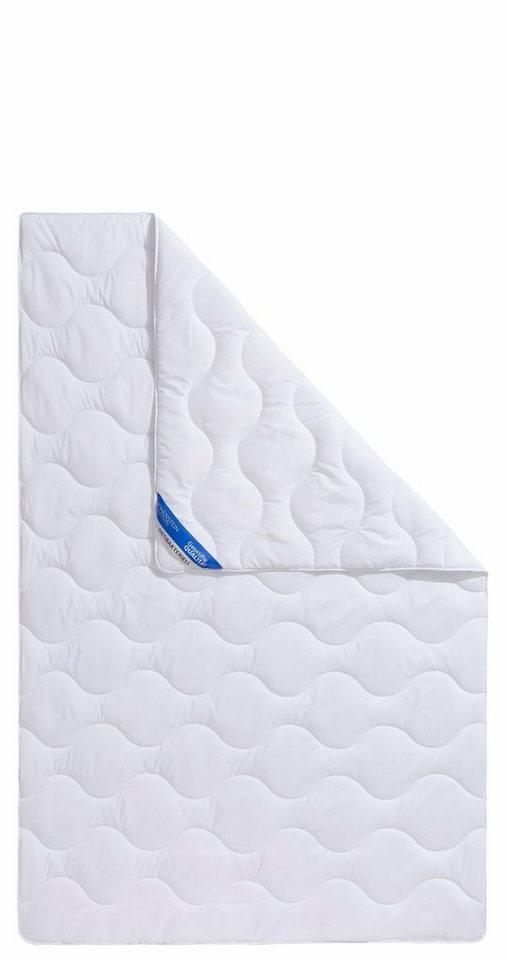 Kunstfaserbettdecke Hohenstein Wendre Normal Fullung 100 Polyester Antibakteriell Bezug Polyestergewebe 1 Tlg Mit Antibakterielle