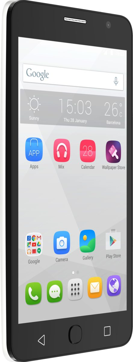 Alcatel Smartphone »POP Star 5070D«