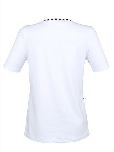 Paola Shirt mit Baumwolle